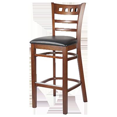MKLD Furniture A6026-BS GR1 bar stool, indoor