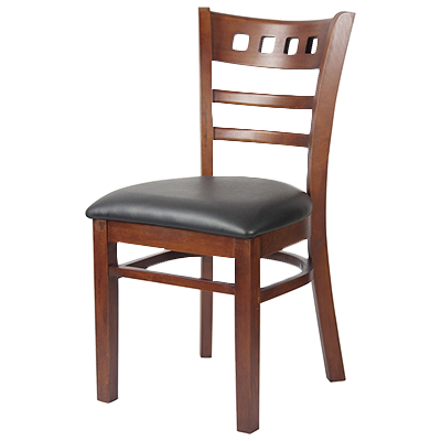 MKLD Furniture A6026 BV chair, side, indoor