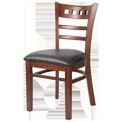 MKLD Furniture A6026 GR2 chair, side, indoor