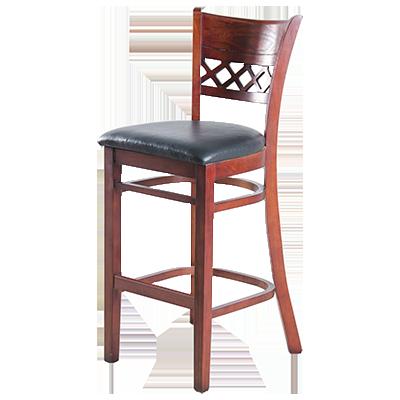 MKLD Furniture A6230-BS V bar stool, indoor