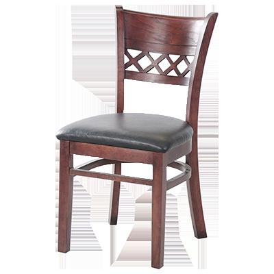 MKLD Furniture A6230 V chair, side, indoor