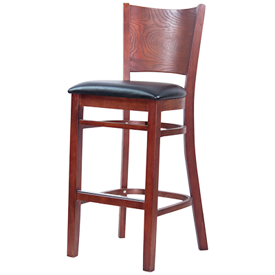 MKLD Furniture A6236-BS BV bar stool, indoor