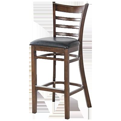 MKLD Furniture A6241-BS GR2 bar stool, indoor