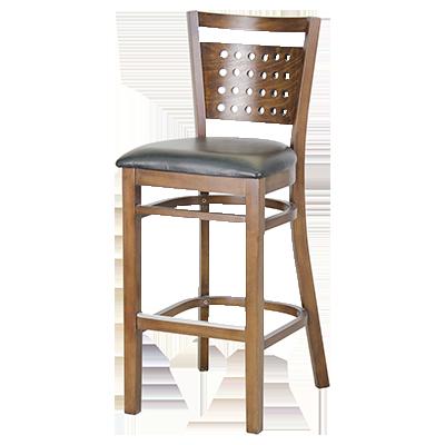 MKLD Furniture A6259-BS GR2 bar stool, indoor