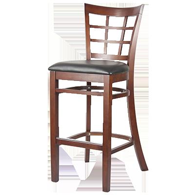 MKLD Furniture A6290-BS GR2 bar stool, indoor