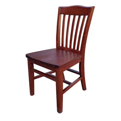 MKLD Furniture A6930 GR2 chair, side, indoor