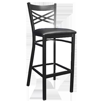 MKLD Furniture AM843-BS V bar stool, indoor