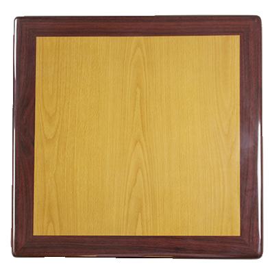 MKLD Furniture AMRT2424-2TONE table top, coated