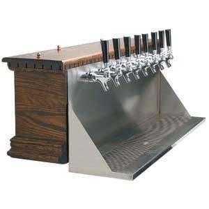 Micro Matic USA CFD08AKR draft beer / wine dispensing tower