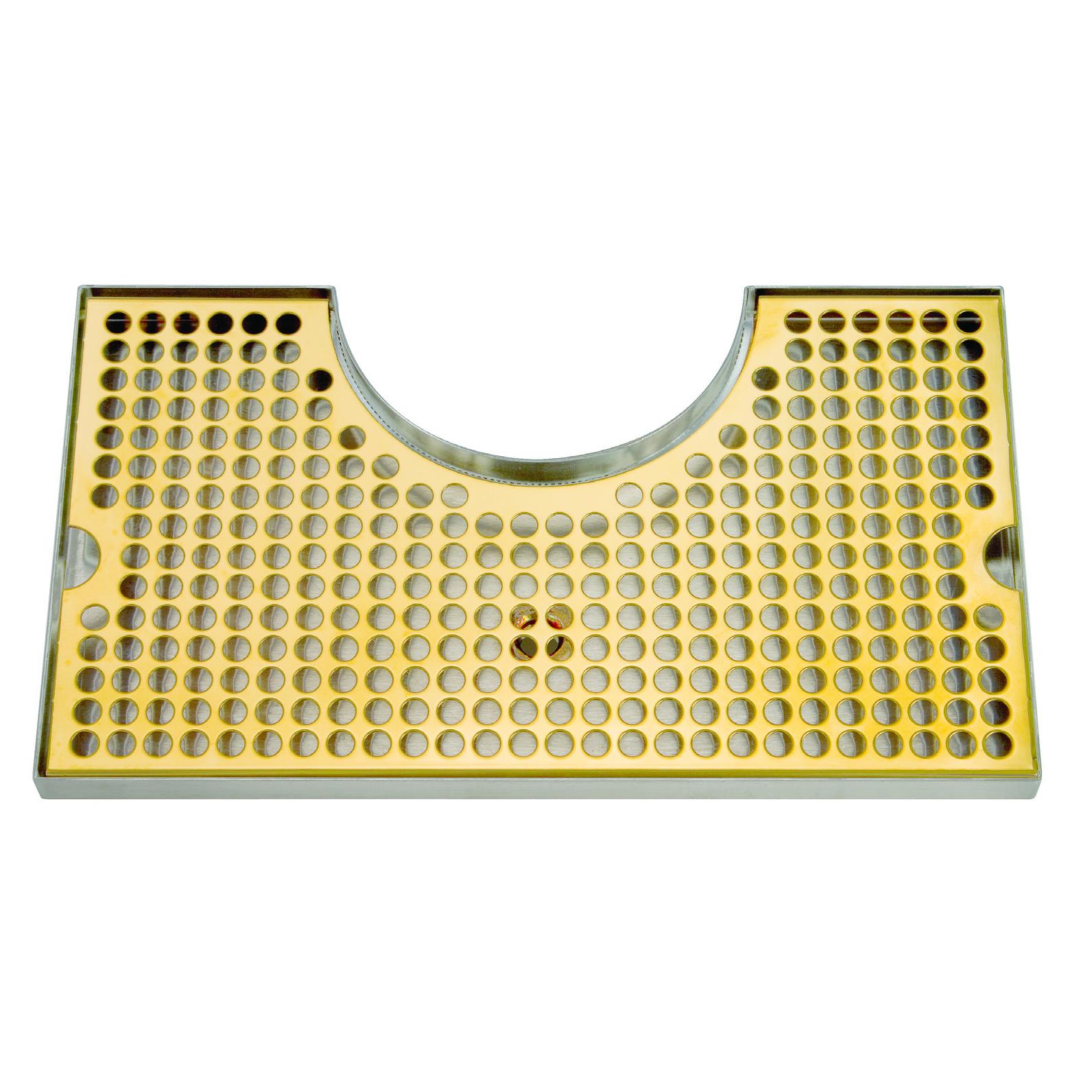 Micro Matic USA DP-1020DSSPVD drip tray trough, beverage