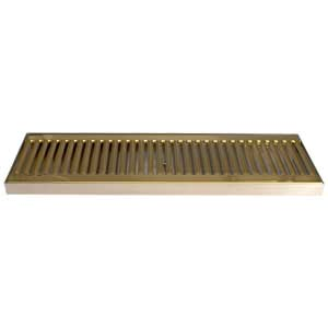 Micro Matic USA DP-120DSSPVD-16 drip tray trough, beverage