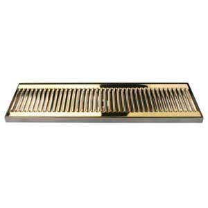 Micro Matic USA DP-120DSSPVD-20 drip tray trough, beverage