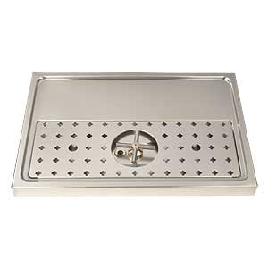 Micro Matic USA DP-1605 drip tray trough, beverage