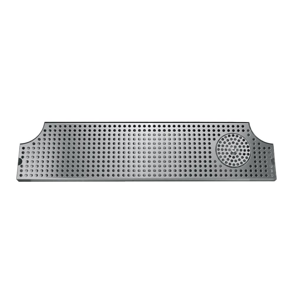 Micro Matic USA DP-MET-H-34GR-Z drip tray trough, beverage