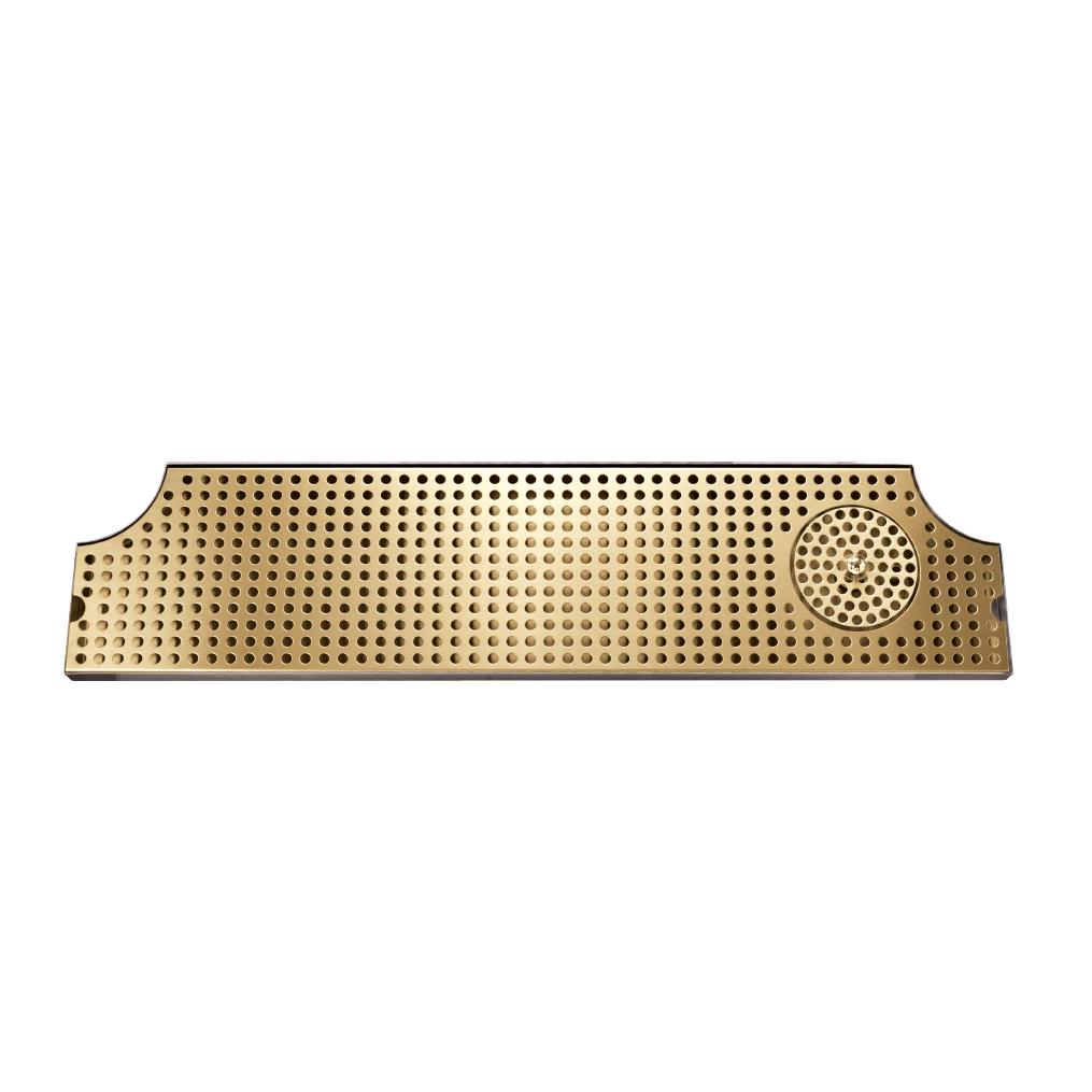 Micro Matic USA DP-MET-H-PVD-40GR-Z drip tray trough, beverage