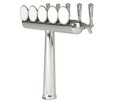 Micro Matic USA HAVANA5-C-M draft beer / wine dispensing tower
