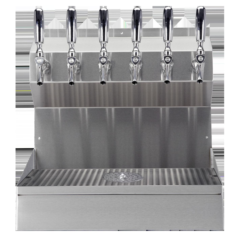 Micro Matic USA KRONOS-6SSKRGR draft beer / wine dispensing tower