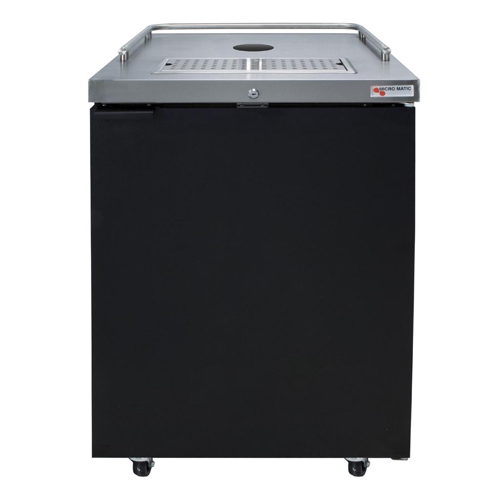 Micro Matic USA MDD23-E-LT draft beer cooler