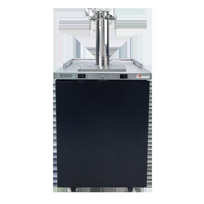 Micro Matic USA MDD23W-E-B wine cooler dispenser