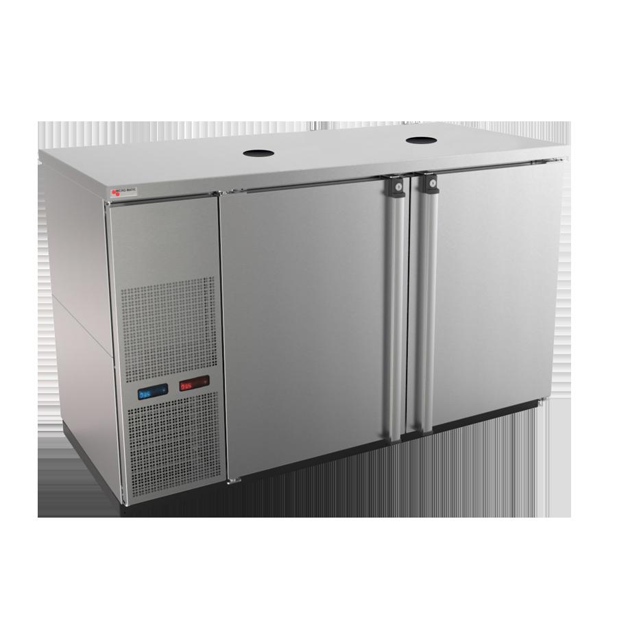 Micro Matic USA MDD58SW-E wine cooler dispenser