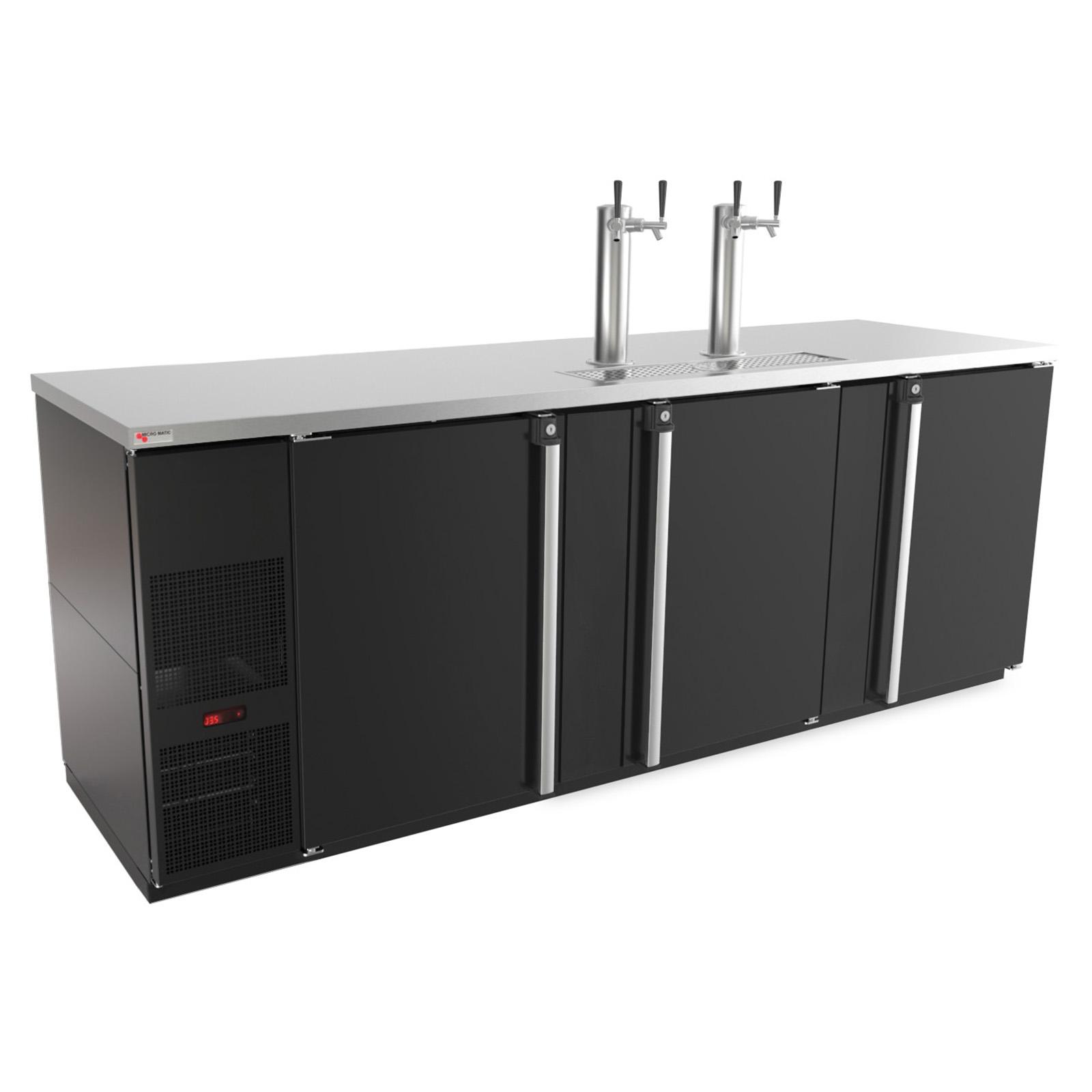 Micro Matic USA MDD94-E draft beer cooler