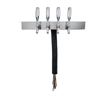 Micro Matic USA UCM-4-SSKR draft beer / wine dispensing tower
