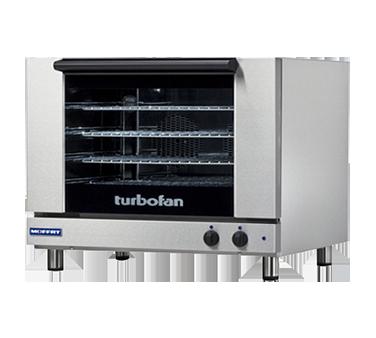 Moffat E28M4 convection oven, electric
