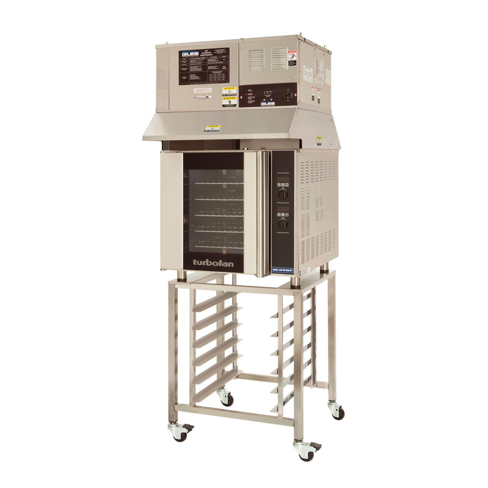 Moffat E32D5/OVH32/SK32 convection oven, electric