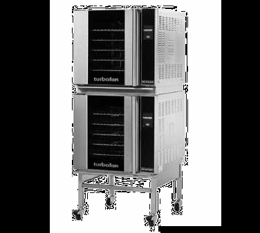 Moffat E32T5/2 convection oven, electric
