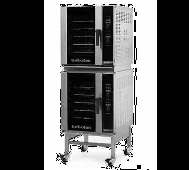 Moffat E33D5/2C convection oven, electric