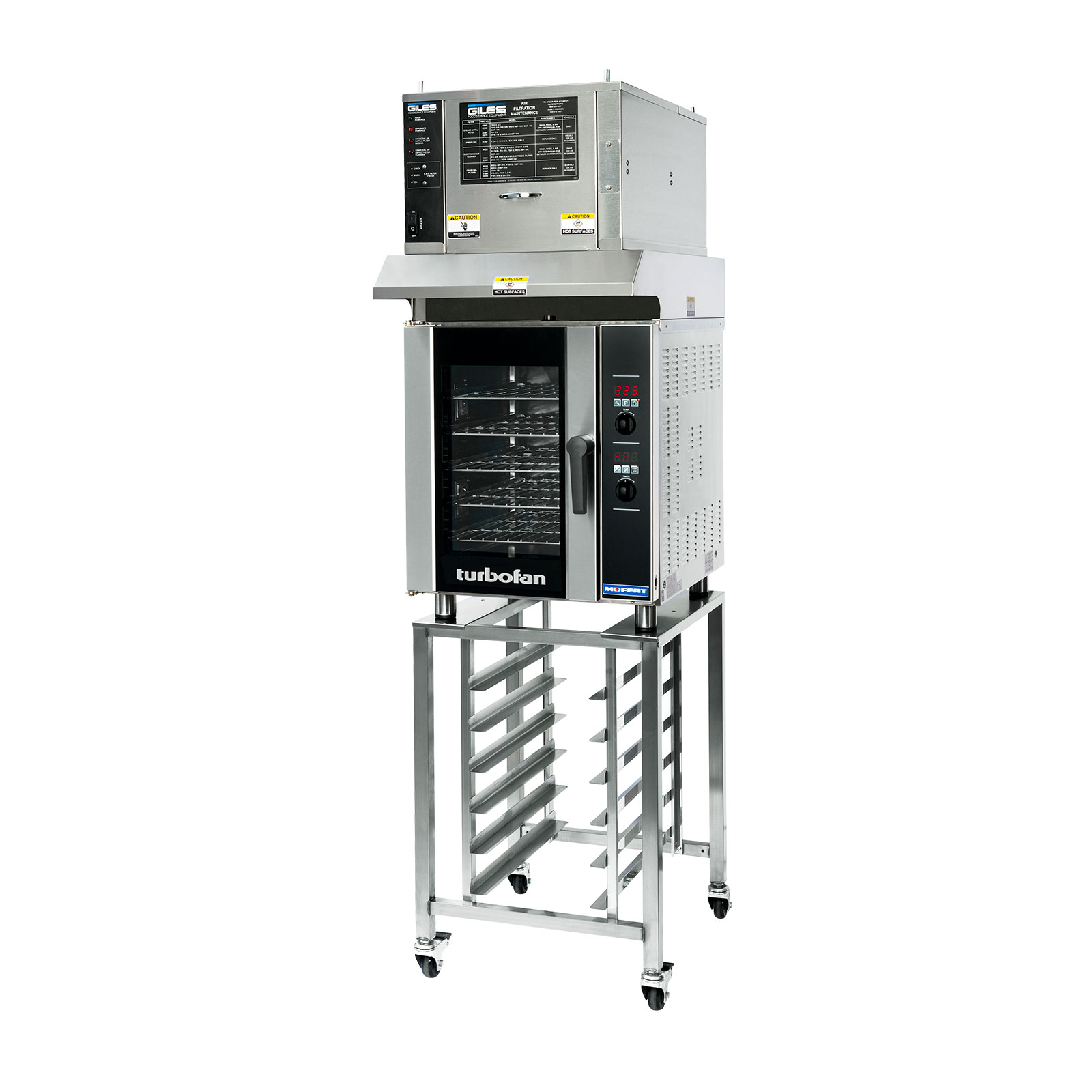 Moffat E33D5/OVH33/SK33 convection oven, electric