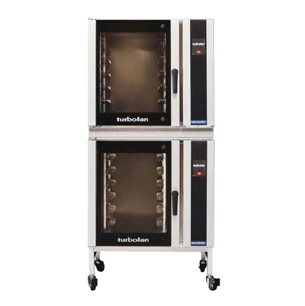 Moffat E35T6-26/2C convection oven, electric