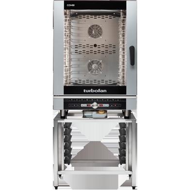 Moffat EC40D10/SK40-10A combi oven, electric