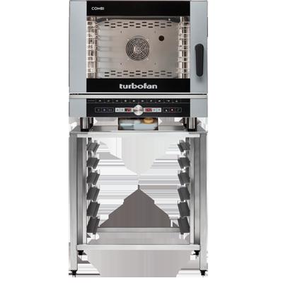 Moffat EC40D5/SK40A combi oven, electric