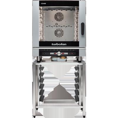 Moffat EC40D7/SK40A combi oven, electric