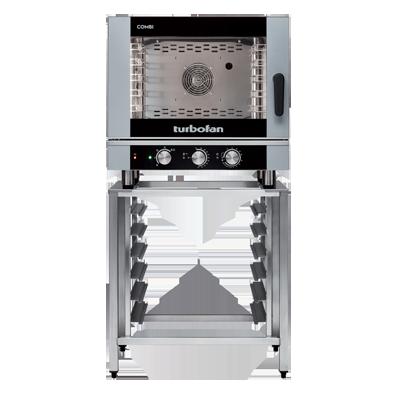 Moffat EC40M5/SK40A combi oven, electric