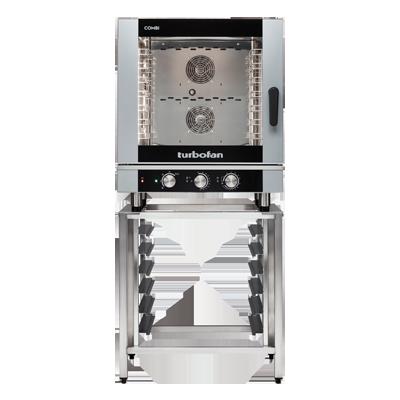 Moffat EC40M7/SK40A combi oven, electric