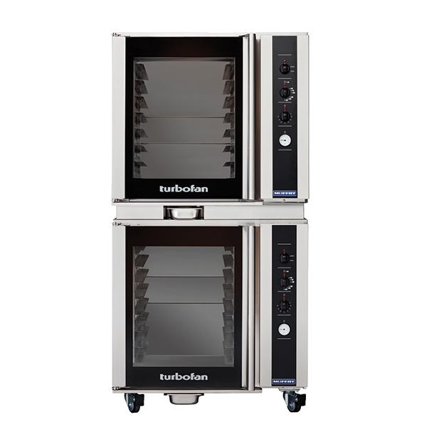Moffat P85M8/2 proofer cabinet, mobile