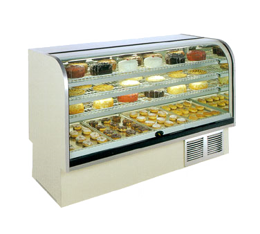 BCR-59 Marc Refrigeration display case, refrigerated bakery