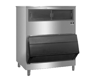 Manitowoc F1300 ice bin for ice machines