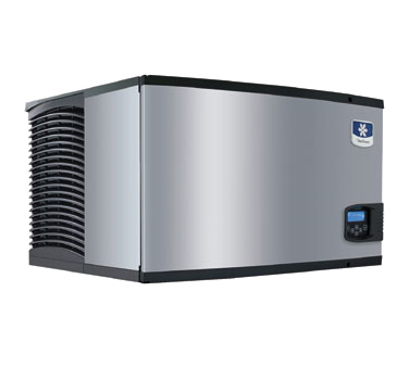 Manitowoc ID0302A ice maker, cube-style