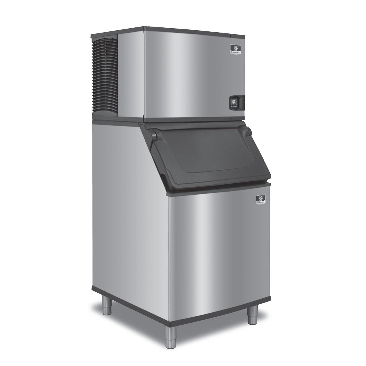 Manitowoc IDF0600N ice maker, cube-style
