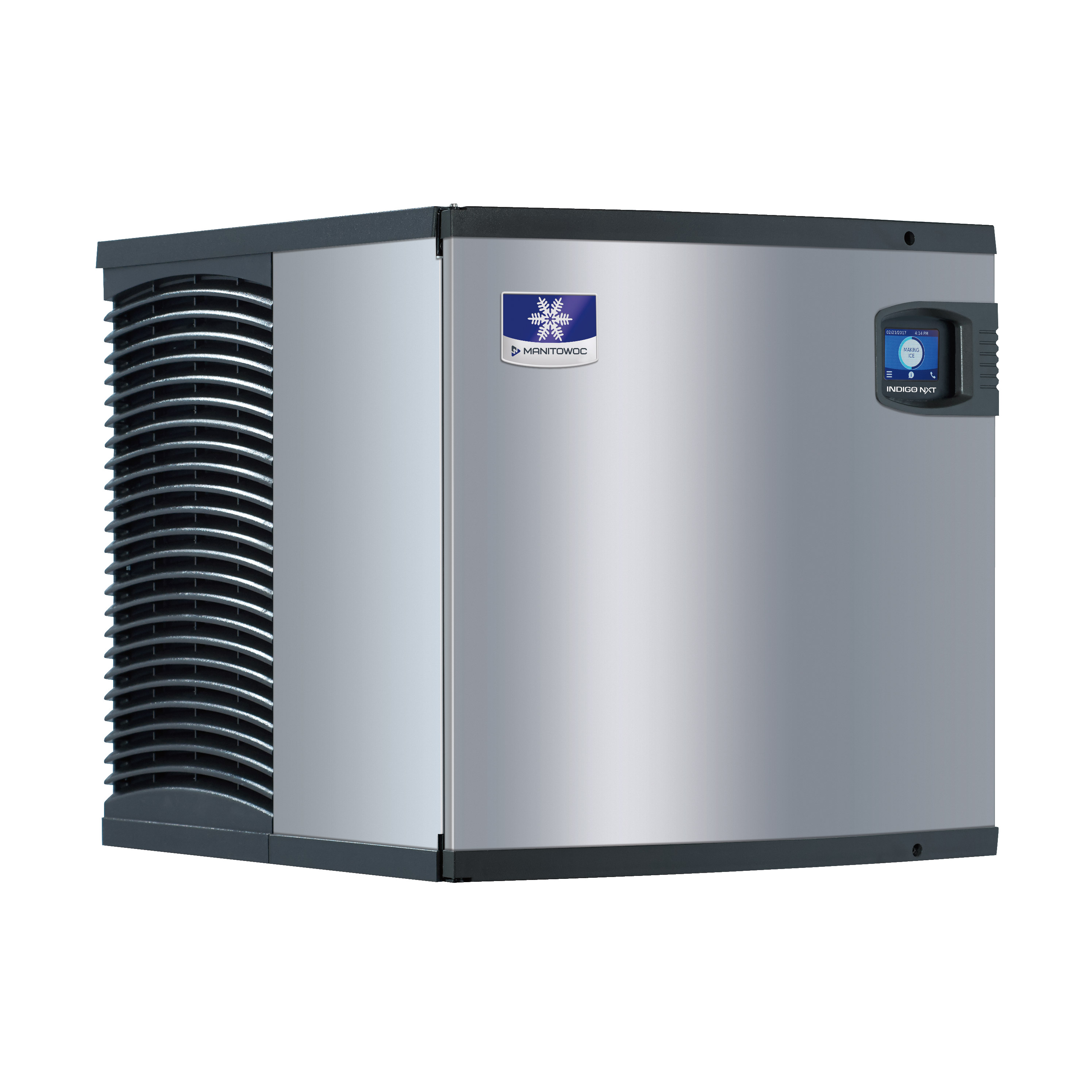 Manitowoc IDT0420A ice maker, cube-style