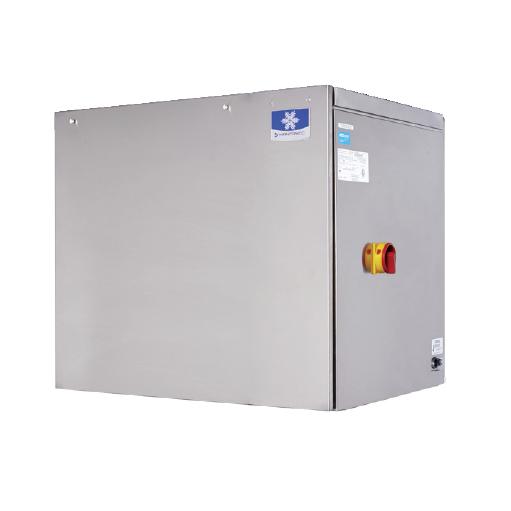 Manitowoc IDT0750WM ice maker, cube-style