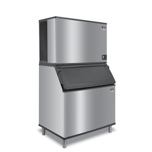 Manitowoc IDT1500W ice maker, cube-style