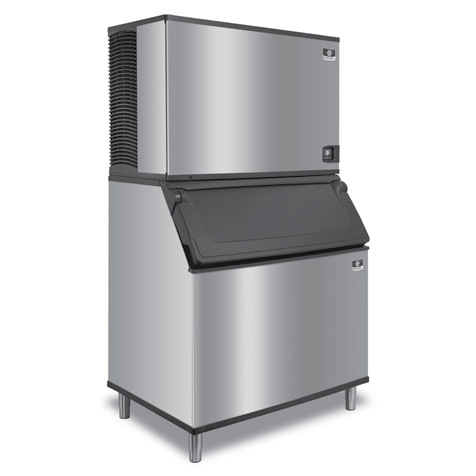 Manitowoc IDT1900W ice maker, cube-style