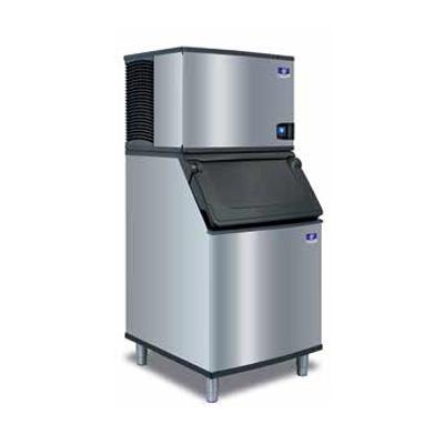 Manitowoc IYT0500A ice maker, cube-style