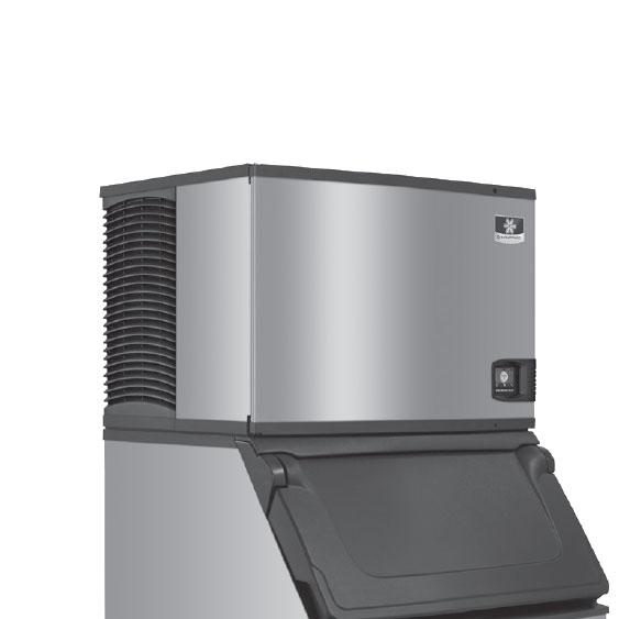 Manitowoc IYT0750W ice maker, cube-style