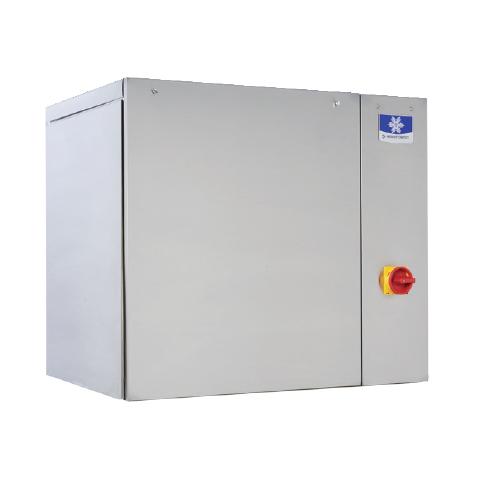 Manitowoc IYT0900WM ice maker, cube-style