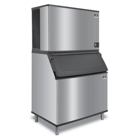 Manitowoc IYT1900A ice maker, cube-style